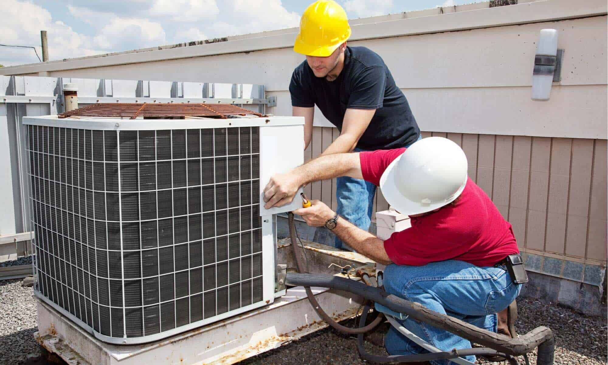 hvac contractors in nj