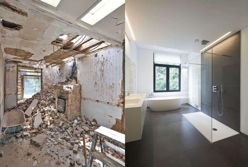 Renovation, Refurbishment & Redevelopment Company Newport