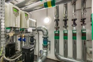 Commercial Plumbing South Wales