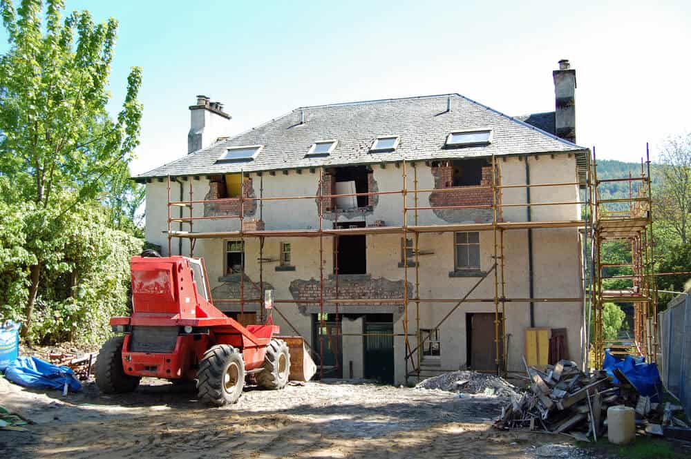 Building Renovation & Conversions FAQ's